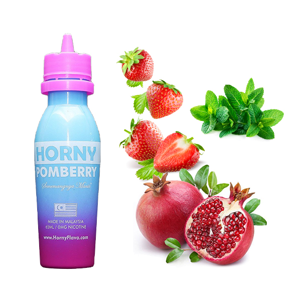 Horny Flava(ホーニーフラバ) Original Horny Pomberry 65ml